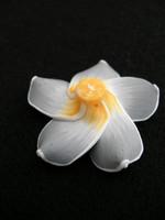 Kukka 1kpl: Harmaa