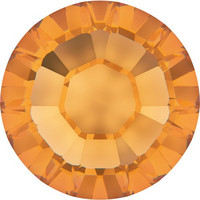 Kristallistrassi: Topaz SS10/3mm 144kpl