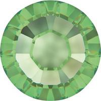 Kristallistrassi: Peridot SS10/3mm 144kpl