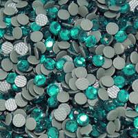 Kristallistrassi: Turkoosi SS10/3mm 144kpl