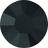Kristallistrassi: Musta SS16/4mm 144kpl