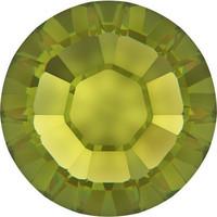 Kristallistrassi: Oliivi SS16/4mm 144kpl