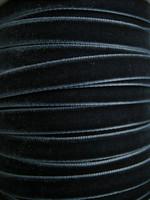9mm Samettinauha: Sininen