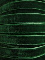 9mm Samettinauha: Vihreä