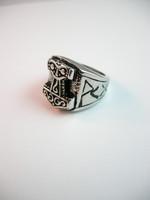 Thorin vasara-sormus 316L
