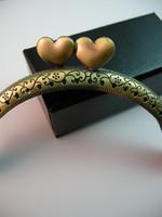Kukkaronkehys: Pronssi 10cm