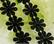 2,5cm Pitsinauha: Musta
