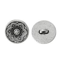 15mm Metallinappi: Celtic 1kpl