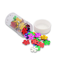 Paljetit: Kukka värimix