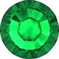 Kristallistrassi: Vihreä SS20/5mm 100kpl
