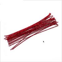 Glitter-piippurassit: Punainen 20kpl