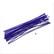Glitter-piippurassit: Sininen 20kpl