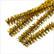 Glitter-piippurassit: Kulta 20kpl
