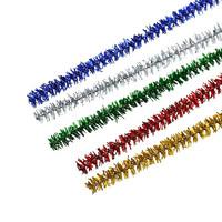 Glitter-piippurassit: Värimix 500kpl