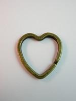 Avainrengas: Sydän 1kpl
