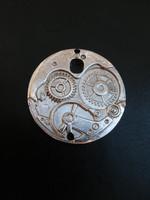 Steampunk-ratas: Antiikkihopea 1kpl