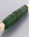 0.65mm Rautalanka: Vihreä 100g