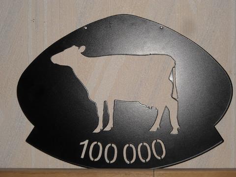 lehmä 100 000