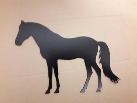 hevonen silhuetti