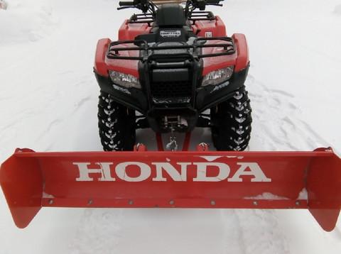 Honda puskulevyn päätykappaleet
