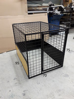 1-koiran paketti/tila-autohäkki