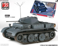 "PzKpfw II Ausf.L ""Luchs"" (Early Version) 1/35"