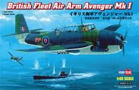 British FLEET AIR ARM AVENGER MK. 1 1/48
