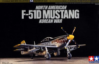 F-51D MUSTANG KOREAN WAR 1/72