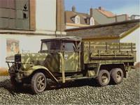 HENSCHEL 33 D1 GERMAN TRUCK 1/35