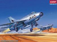 MiG-21 Fishbed 1/72