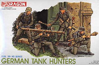 German Tank Hunters 1/35