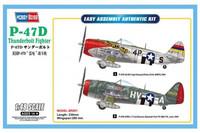 "Republic P-47D Thunderbolt ""Easy Assembly"" 1/48"