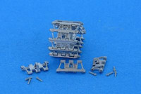 Tracks for Pz.Kpfw.III 380 mm long-horne 1/35