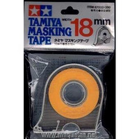 Masking Tape 18mm with Dispenser