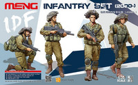 IDF Infantry set (2000-) 1/35