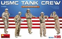 USMC Tank Crew (Modern) 1/35