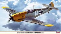 MESSERSCHMITT Bf109E MARSEILLE 1/48