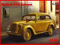 Opel Kadett K38 Saloon German Staff Car 1/35
