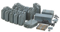 German Jerry Cans Set Early Type 1/35