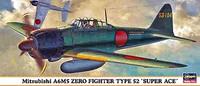 """Mitsubishi Zero A6M5 Type 52 """"Super Ace"""" 1/72"""