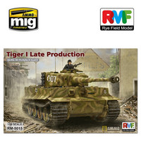 Tiger I Late Model 1/35