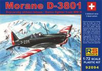 Morane D-3801 1/72