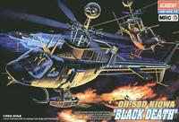 """OH-58D Kiowa """"Black Death"""" 1/32"""