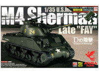 "M4 Sherman (Late production) ""Fay"" 1/35"