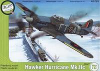 """Hawker Hurricane Mk.IIc """"RAF"""" 1/72"""