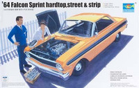 '64 Ford Sprint Hardtop 1/25