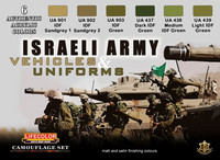 Israeli Army Vehicles & Unifroms