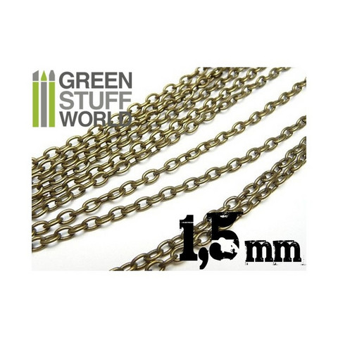 Metal Chain 1,5mm
