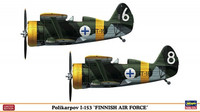 "Polikarpov I-153 Tsaika ""Finnish Airforce"" Two kits 1/72"