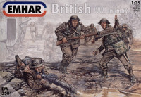 British (WWI) Infantry 1/35